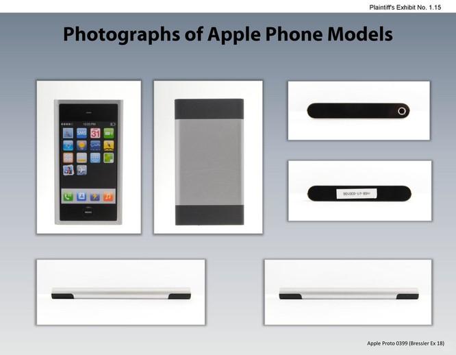 Chiêm ngưỡng các mẫu thiết kế iPhone lạ mắt được Apple đệ trình tại tòa án để kiện Samsung ảnh 14