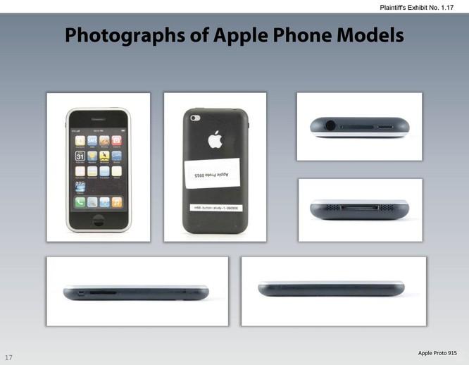 Chiêm ngưỡng các mẫu thiết kế iPhone lạ mắt được Apple đệ trình tại tòa án để kiện Samsung ảnh 16
