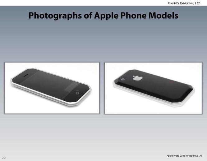 Chiêm ngưỡng các mẫu thiết kế iPhone lạ mắt được Apple đệ trình tại tòa án để kiện Samsung ảnh 19