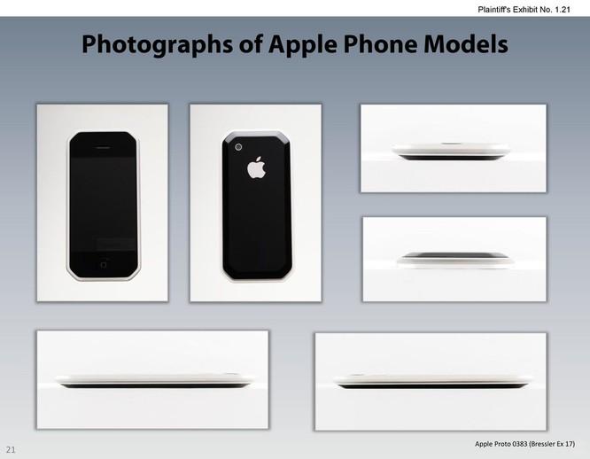 Chiêm ngưỡng các mẫu thiết kế iPhone lạ mắt được Apple đệ trình tại tòa án để kiện Samsung ảnh 20