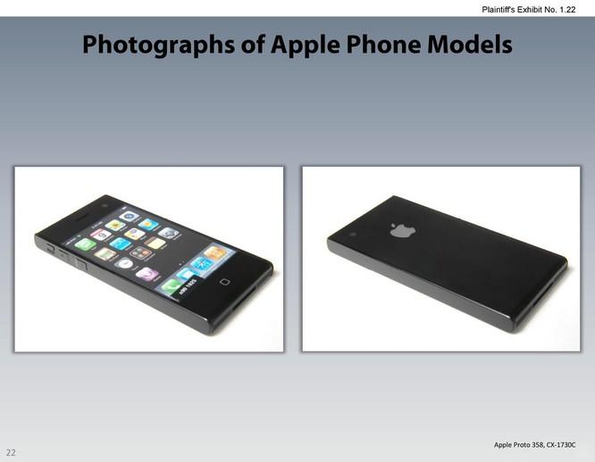 Chiêm ngưỡng các mẫu thiết kế iPhone lạ mắt được Apple đệ trình tại tòa án để kiện Samsung ảnh 21
