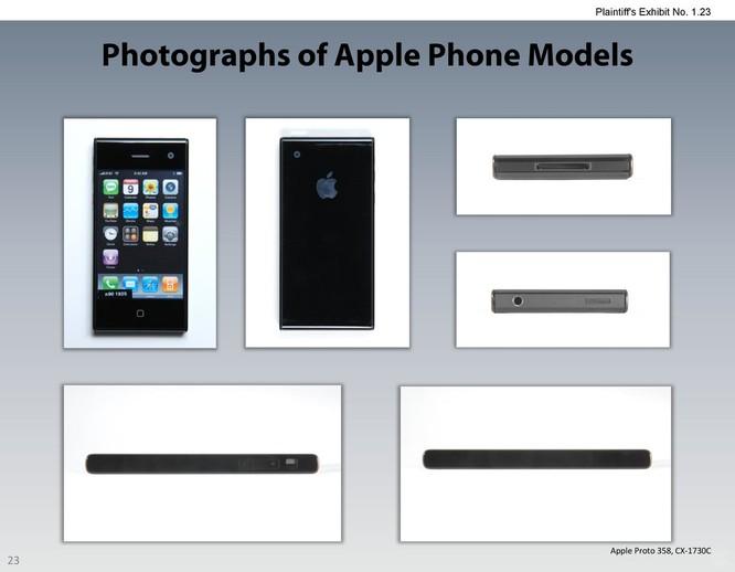 Chiêm ngưỡng các mẫu thiết kế iPhone lạ mắt được Apple đệ trình tại tòa án để kiện Samsung ảnh 22