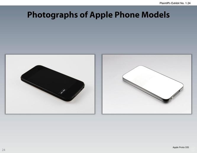 Chiêm ngưỡng các mẫu thiết kế iPhone lạ mắt được Apple đệ trình tại tòa án để kiện Samsung ảnh 23