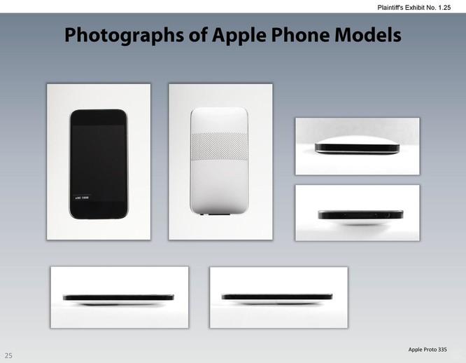 Chiêm ngưỡng các mẫu thiết kế iPhone lạ mắt được Apple đệ trình tại tòa án để kiện Samsung ảnh 24