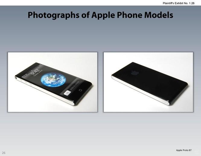 Chiêm ngưỡng các mẫu thiết kế iPhone lạ mắt được Apple đệ trình tại tòa án để kiện Samsung ảnh 25