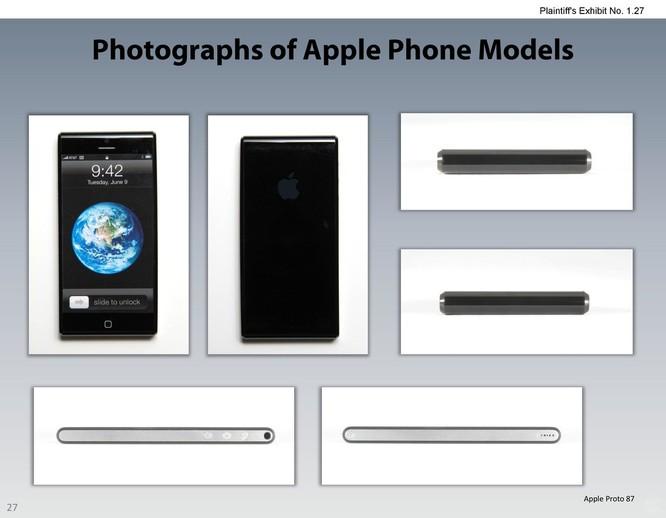 Chiêm ngưỡng các mẫu thiết kế iPhone lạ mắt được Apple đệ trình tại tòa án để kiện Samsung ảnh 26