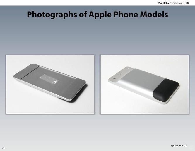 Chiêm ngưỡng các mẫu thiết kế iPhone lạ mắt được Apple đệ trình tại tòa án để kiện Samsung ảnh 27