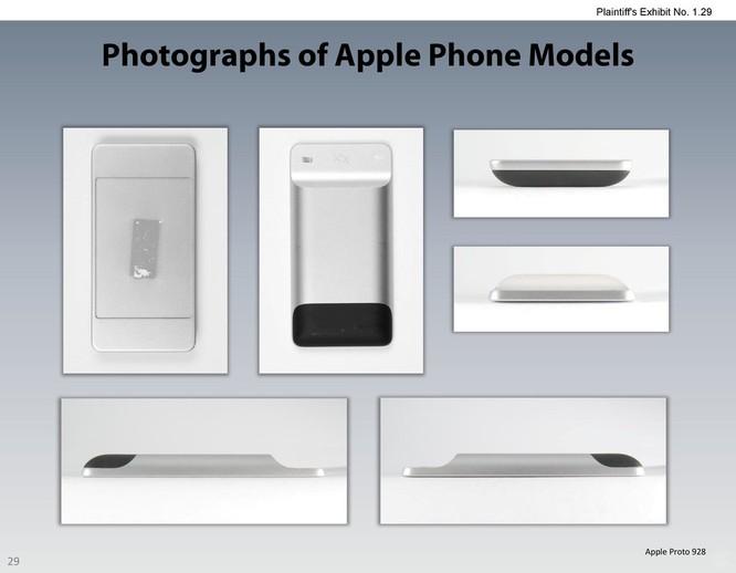 Chiêm ngưỡng các mẫu thiết kế iPhone lạ mắt được Apple đệ trình tại tòa án để kiện Samsung ảnh 28