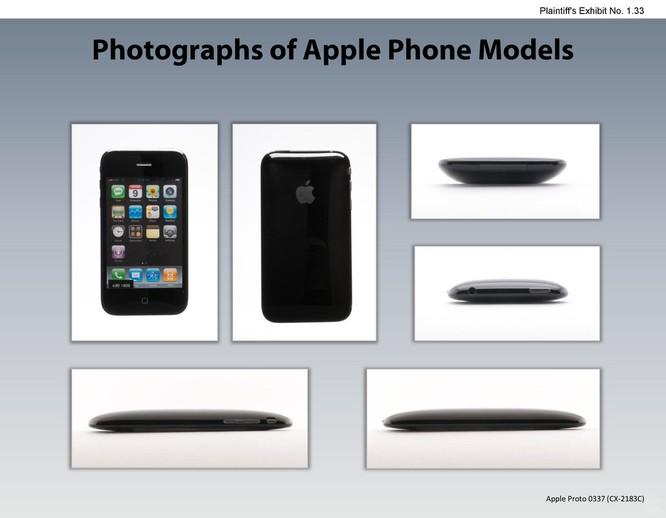 Chiêm ngưỡng các mẫu thiết kế iPhone lạ mắt được Apple đệ trình tại tòa án để kiện Samsung ảnh 32