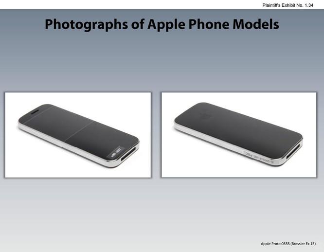 Chiêm ngưỡng các mẫu thiết kế iPhone lạ mắt được Apple đệ trình tại tòa án để kiện Samsung ảnh 33
