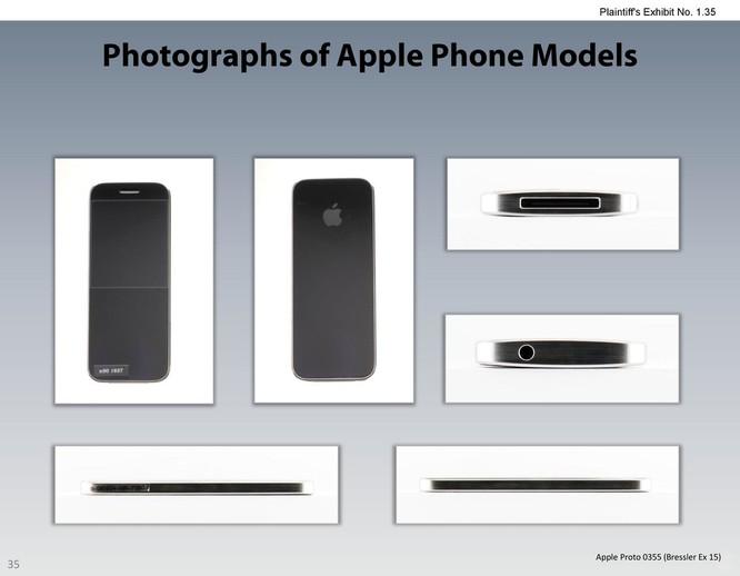 Chiêm ngưỡng các mẫu thiết kế iPhone lạ mắt được Apple đệ trình tại tòa án để kiện Samsung ảnh 34