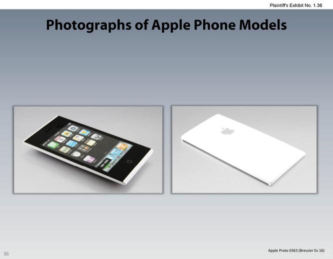 Chiêm ngưỡng các mẫu thiết kế iPhone lạ mắt được Apple đệ trình tại tòa án để kiện Samsung ảnh 35