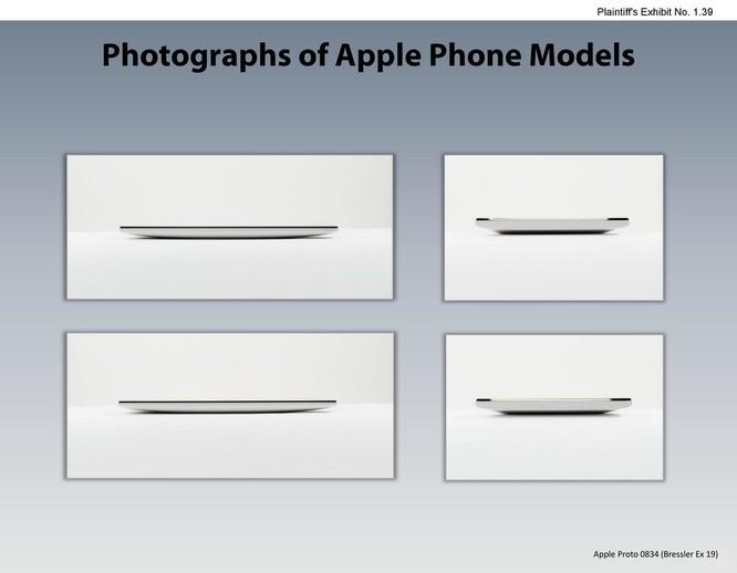 Chiêm ngưỡng các mẫu thiết kế iPhone lạ mắt được Apple đệ trình tại tòa án để kiện Samsung ảnh 38