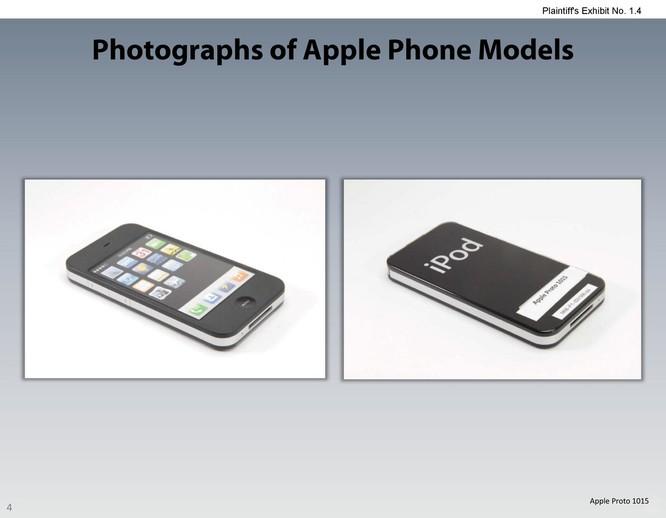 Chiêm ngưỡng các mẫu thiết kế iPhone lạ mắt được Apple đệ trình tại tòa án để kiện Samsung ảnh 3