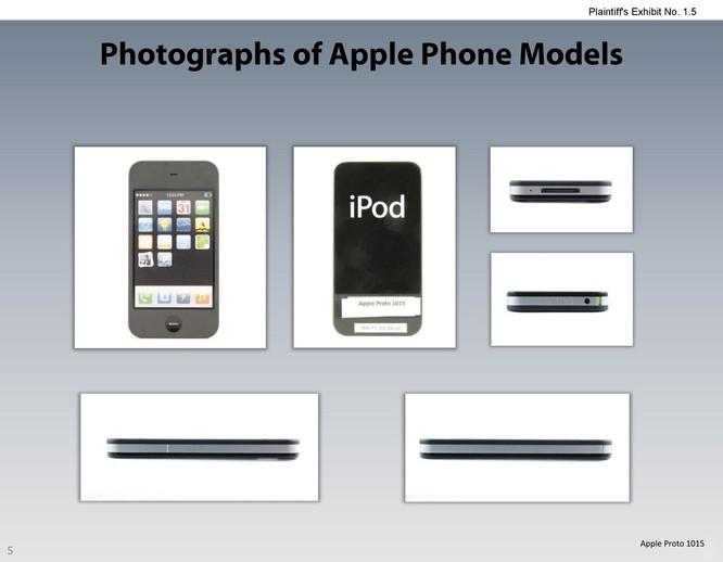 Chiêm ngưỡng các mẫu thiết kế iPhone lạ mắt được Apple đệ trình tại tòa án để kiện Samsung ảnh 4