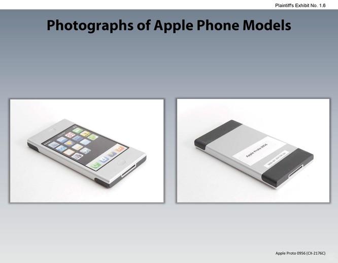 Chiêm ngưỡng các mẫu thiết kế iPhone lạ mắt được Apple đệ trình tại tòa án để kiện Samsung ảnh 5