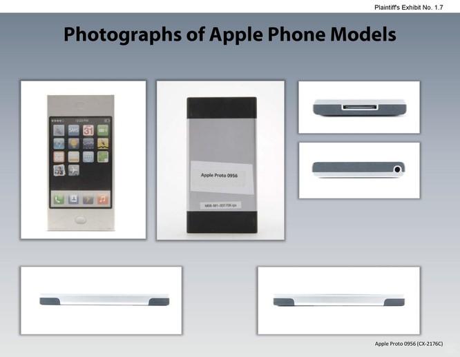 Chiêm ngưỡng các mẫu thiết kế iPhone lạ mắt được Apple đệ trình tại tòa án để kiện Samsung ảnh 6