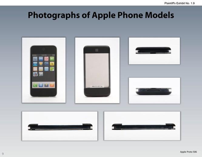 Chiêm ngưỡng các mẫu thiết kế iPhone lạ mắt được Apple đệ trình tại tòa án để kiện Samsung ảnh 8