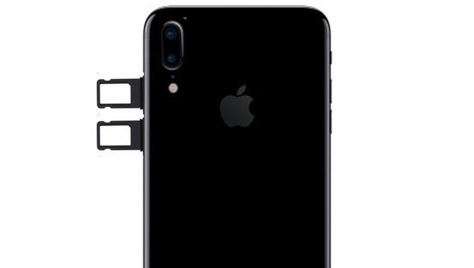 2 trong số 3 phiên bản iPhone 2018 sẽ có SIM kép? ảnh 1
