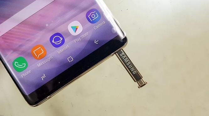 Bút Spen trên Note 9 sẽ trở thành một thiết bị đặc biệt ảnh 1