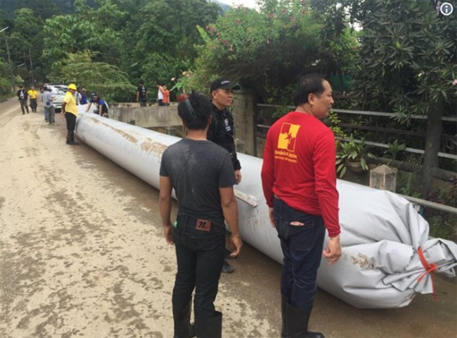Cập nhật chiến dịch giải cứu đội bóng thiếu niên Thái Lan: 4 cậu bé đã được đưa ra ngoài ảnh 10