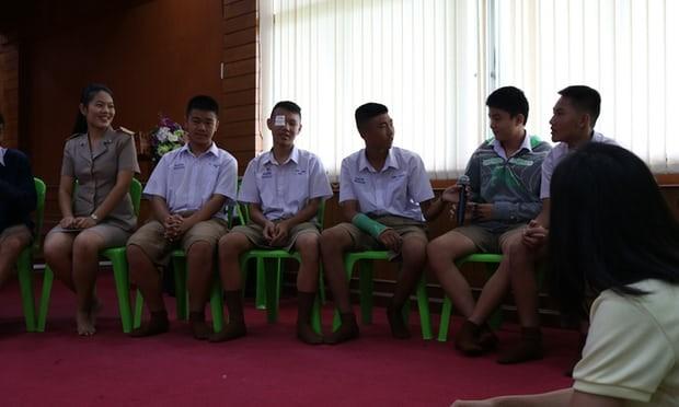 Cập nhật chiến dịch giải cứu đội bóng Thái Lan: 8 cậu bé đã được giải cứu ảnh 11