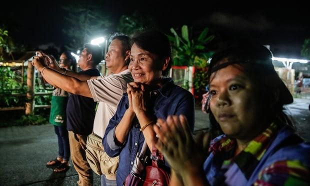 Cập nhật chiến dịch giải cứu đội bóng Thái Lan: 8 cậu bé đã được giải cứu ảnh 2