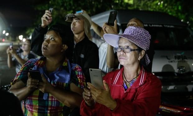 Cập nhật chiến dịch giải cứu đội bóng Thái Lan: 8 cậu bé đã được giải cứu ảnh 7