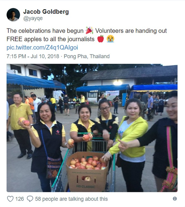 Toàn bộ đội bóng thiếu niên Thái Lan đã được giải cứu thành công: khép lại 3 ngày nỗ lực của các nhân viên cứu hộ ảnh 22