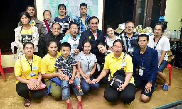 Toàn bộ đội bóng thiếu niên Thái Lan đã được giải cứu thành công: khép lại 3 ngày nỗ lực của các nhân viên cứu hộ ảnh 12