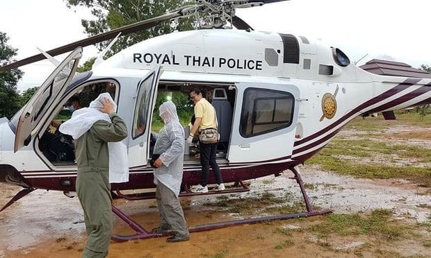 Toàn bộ đội bóng thiếu niên Thái Lan đã được giải cứu thành công: khép lại 3 ngày nỗ lực của các nhân viên cứu hộ ảnh 13