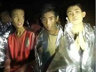 Toàn bộ đội bóng thiếu niên Thái Lan đã được giải cứu thành công: khép lại 3 ngày nỗ lực của các nhân viên cứu hộ ảnh 6