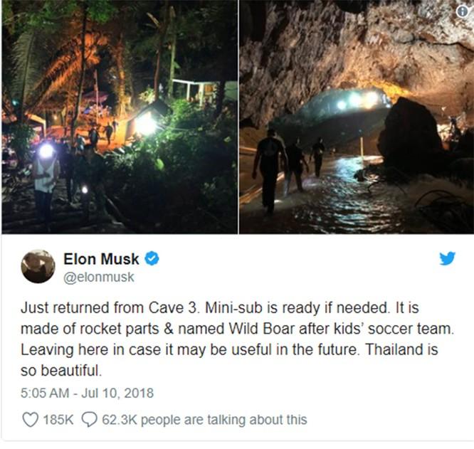 Toàn bộ đội bóng thiếu niên Thái Lan đã được giải cứu thành công: khép lại 3 ngày nỗ lực của các nhân viên cứu hộ ảnh 7