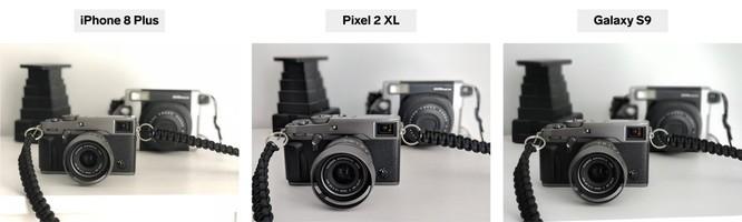 iPhone 8 Plus, Pixel 2 XL và Galaxy S9+: bạn thấy smartphone nào chụp chân dung đẹp hơn? ảnh 7