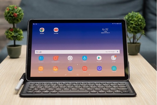 Samsung ra mắt máy tính bảng Galaxy Tab S4 và Galaxy Tab A 10.5: viền nhỏ, chip mạnh và giá đắt! ảnh 3