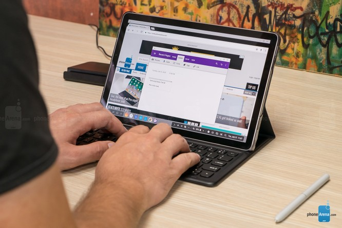 Samsung ra mắt máy tính bảng Galaxy Tab S4 và Galaxy Tab A 10.5: viền nhỏ, chip mạnh và giá đắt! ảnh 9