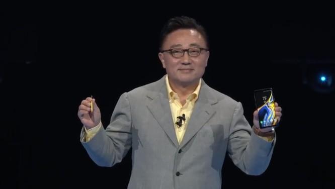 Galaxy Note 9 đã ra mắt cùng với đồng hồ thông minh Galaxy Watch và loa thông minh Galaxy Home ảnh 10
