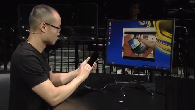 Galaxy Note 9 đã ra mắt cùng với đồng hồ thông minh Galaxy Watch và loa thông minh Galaxy Home ảnh 33