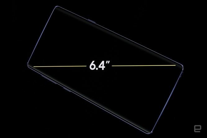 Galaxy Note 9 đã ra mắt cùng với đồng hồ thông minh Galaxy Watch và loa thông minh Galaxy Home ảnh 15
