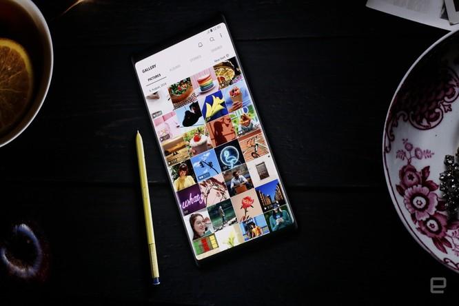 Galaxy Note 9 đã ra mắt cùng với đồng hồ thông minh Galaxy Watch và loa thông minh Galaxy Home ảnh 17