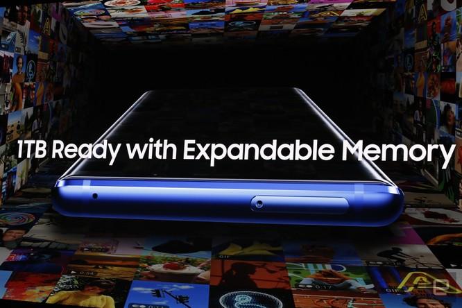 Galaxy Note 9 đã ra mắt cùng với đồng hồ thông minh Galaxy Watch và loa thông minh Galaxy Home ảnh 18