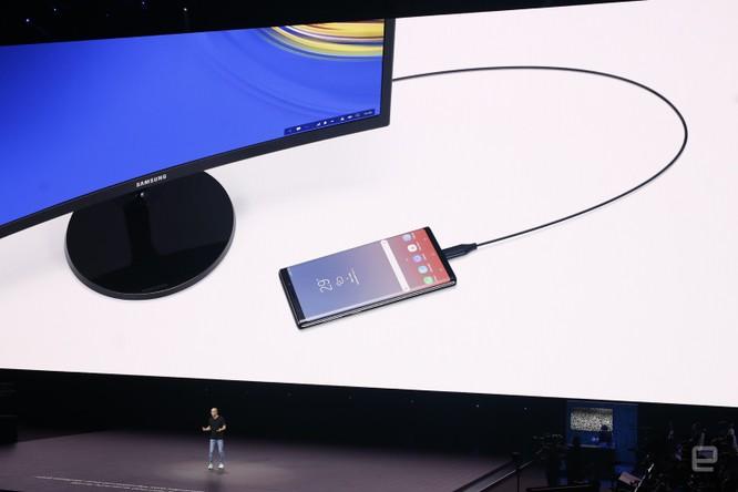 Galaxy Note 9 đã ra mắt cùng với đồng hồ thông minh Galaxy Watch và loa thông minh Galaxy Home ảnh 32