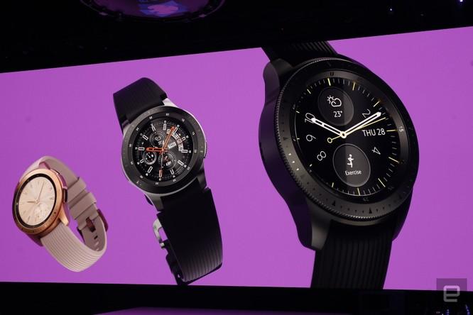 Galaxy Note 9 đã ra mắt cùng với đồng hồ thông minh Galaxy Watch và loa thông minh Galaxy Home ảnh 35