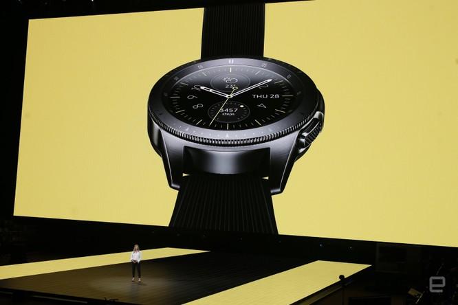 Galaxy Note 9 đã ra mắt cùng với đồng hồ thông minh Galaxy Watch và loa thông minh Galaxy Home ảnh 36