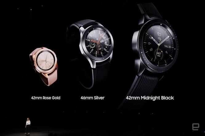Galaxy Note 9 đã ra mắt cùng với đồng hồ thông minh Galaxy Watch và loa thông minh Galaxy Home ảnh 37