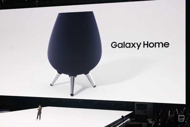 Galaxy Note 9 đã ra mắt cùng với đồng hồ thông minh Galaxy Watch và loa thông minh Galaxy Home ảnh 44