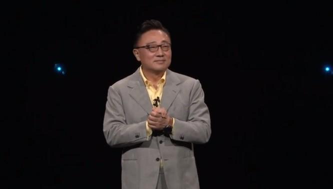 Galaxy Note 9 đã ra mắt cùng với đồng hồ thông minh Galaxy Watch và loa thông minh Galaxy Home ảnh 3