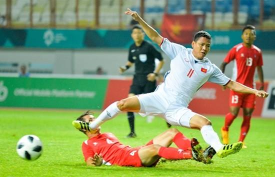 Video Highlight trận U23 Việt Nam - U23 Nepal ảnh 1