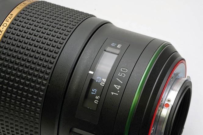 Trải nghiệm ống kính 50mm f/1.4 mới ra mắt của Pentax ảnh 2