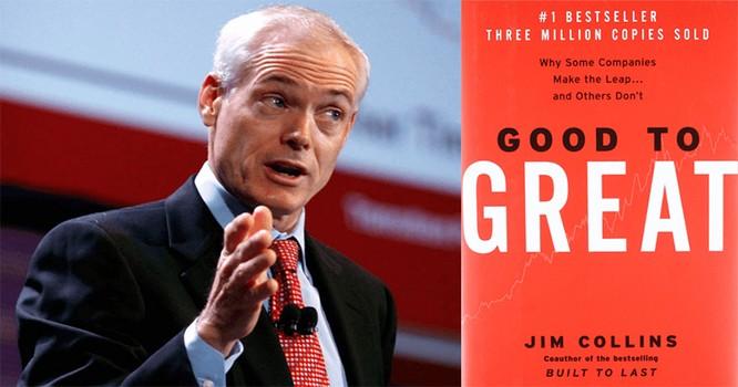 """""""Săn đầu người"""" qua cách nhìn của Jim Collins trong cuốn bestseller """"Từ tốt đến vĩ đại"""" ảnh 1"""